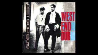 West End Girls (Dub mix) - Pet Shop Boys
