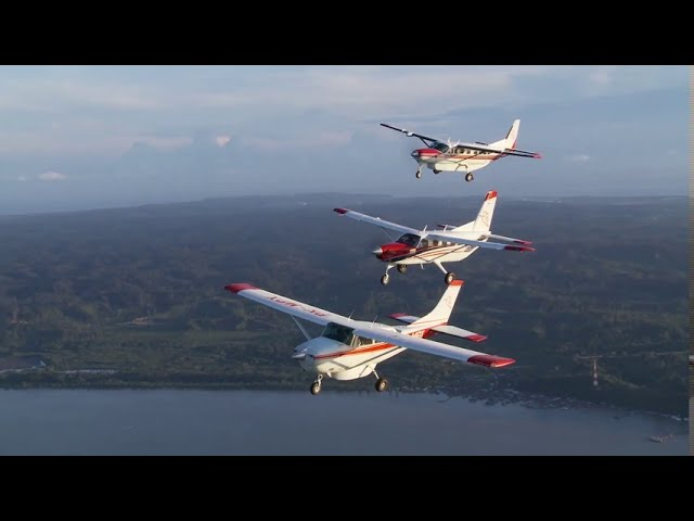 Every 4 minutes - Mission Aviation Fellowship