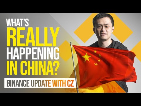 CZ - What's Really Happening With Binance & Crypto In China