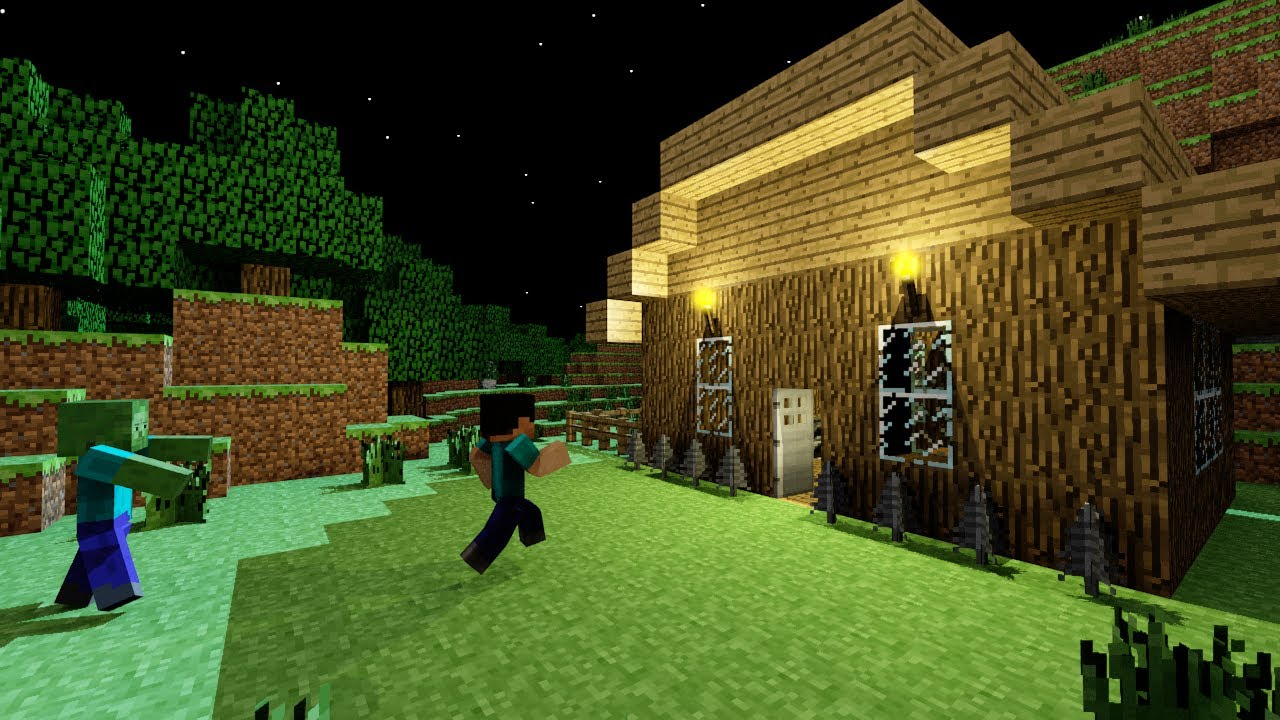 Channeling Minecraft | Pics | Download |