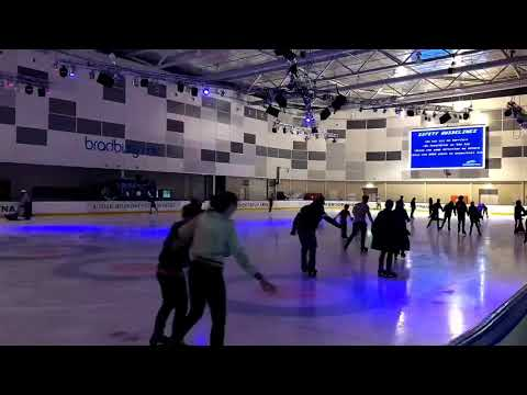 Freestyle Ice Skating Melbourne Icehouse