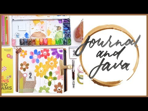 Journal and Java Ep. 5 | Journal with Me