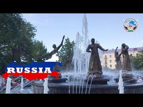 WORLD RIDE 2017 || EP. 44 || Yekaterinburg to Ufa,RUSSIA