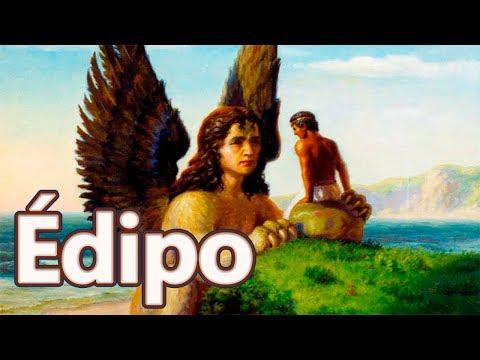 O Mito De Édipo (Completo) Mitologia Grega Ep.68 - Foca Na História