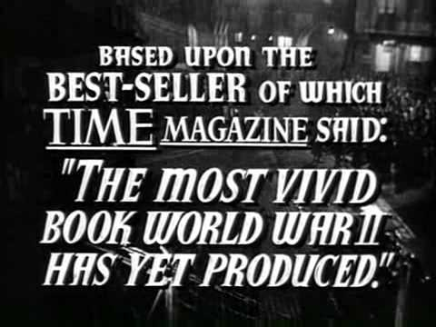 THE CROSS OF LORRAINE [1944 TRAILER]