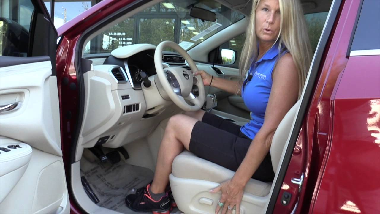 2016 Nissan Murano, Luxury SUV, Maus Nissan New Port Richey Tampa, New Cars    YouTube