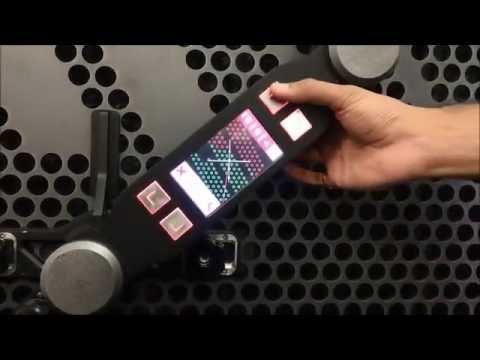 """The """"Atlas"""" - Heat Exchanger Manipulator"""