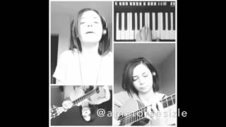 Seni sevmiyorum artık buray gitar akor Cover