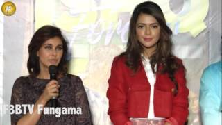 """TRAILER LAUNCH OF ISHQ FOREVER WITH  LISA RAY & JAAVED JAFFERI"""