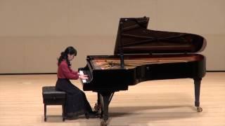 2014年11月23日 第18回上州音楽会 前橋テルサホール 演奏 斉藤詩子.