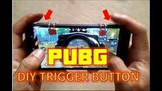 DIY Paperclips L1 R1 Phone Trigger Buttons (PUBG/Fortnite/ROS) v.1