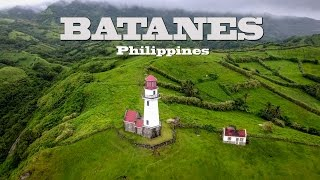 AMAZING BATANES, Philippines IN 4K / UHD (DJI Phantom 4)