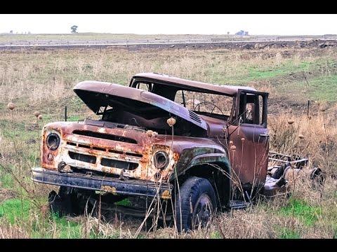 Abandoned vehicle. Awesome abandoned cars. Amazing abandoned cars in the world