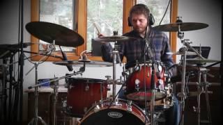 Meshuggah - New Millenium Cyanide Christ Drum Cover