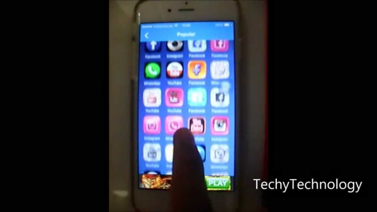 how to change app icons on iphone how to change your app icons on your idevice without 9157