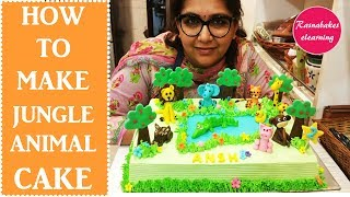 diy;jungle.cake:decorating;video:tutorial