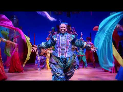 Disney's Aladdin at the Fabulous Fox Theatre November 7 - 25, 2018