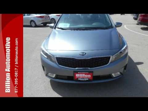 New 2017 Kia FORTE Rapid City Car  For  Sale, SD #K5303