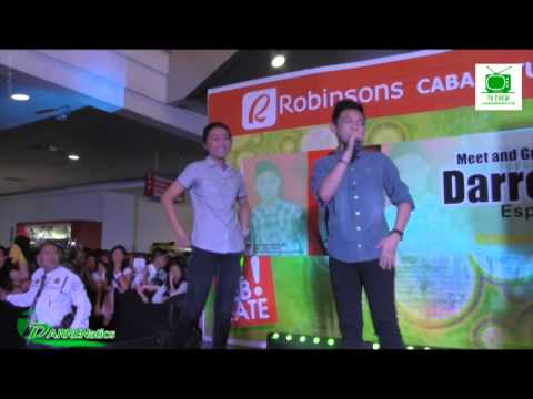 Darren Espanto in Robinsons Cabanatuan