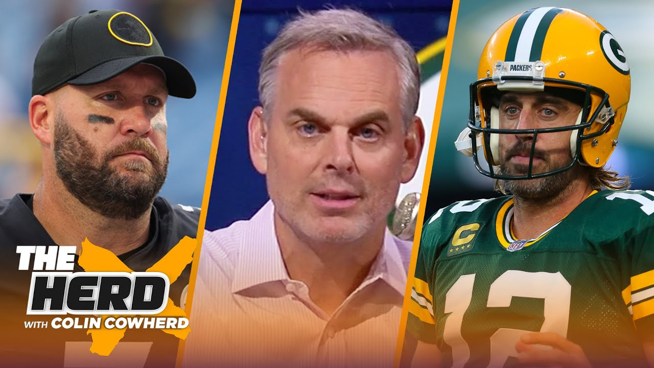 Download Aaron Rodgers is unraveling, Steelers are in a really bad spot with Big Ben — Colin   NFL   THE HERD