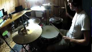 Bastien Lafaye - Structures - Divided/By Medley Drum Cover
