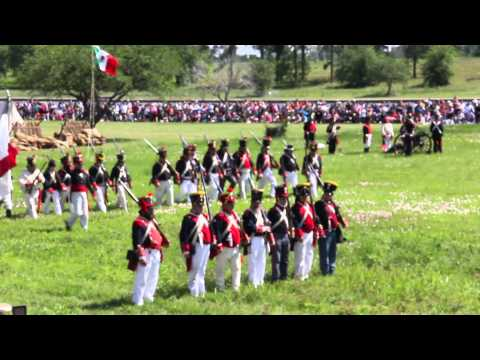 San Jacinto Battle Reenactment 2013
