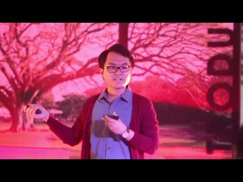 The Dangers of Fading Away | Stephen Pamorada | TEDxTaftAve
