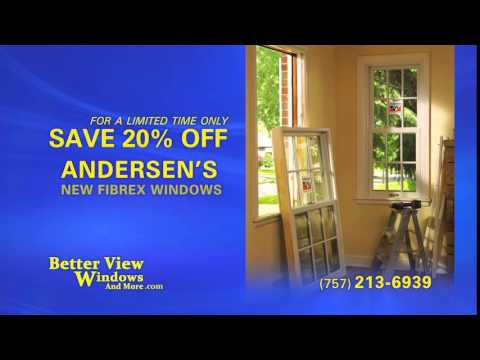 BETTER VIEW WINDOWS SPECIALS