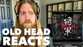 "Old Head Reacts: Trivium - ""Kirisute Gomen"""