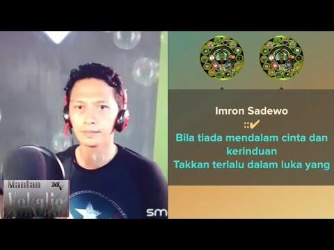 Kandas - Evie Tamala & Imron Sadewo (video Karaoke Duet Bareng Lirik Tanpa Vokal) Cover Herisis