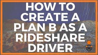 كيفية إنشاء خطة باء Rideshare سائق [جاي يعرض]