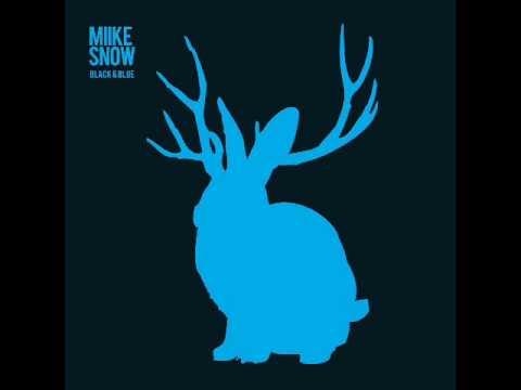 Miike Snow   Black & Blue (Savage Skulls remix)