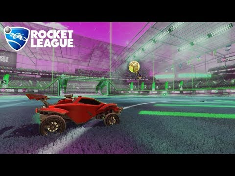 Trying to play vs the Best Girl Rocket League Player in the world thumbnail