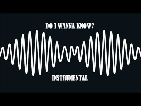 Arctic Monkeys - Do I Wanna Know? (Official Instrumental)