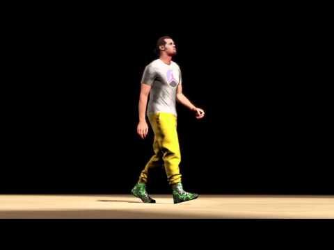 Jordan : Vic RIP Shoe Advertising