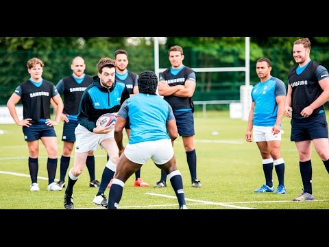 Samsung | School of Rugby with Jack Whitehall: Timing