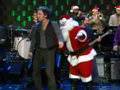 Bruce Springsteen Christmas.Bruce Springsteen E Street Band Merry Christmas Baby