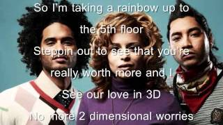 Group 1 crew Walking on the stars