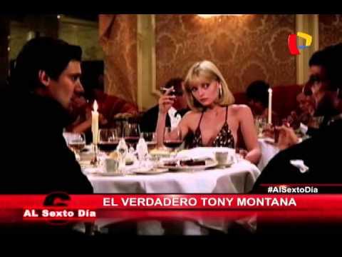 El verdadero Tony Montana: ¿Por qué su nombre está en las páginas policiales?