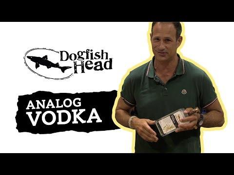 Dogfish Head Distilling Co. Quick Sip Clip: Analog Vodka