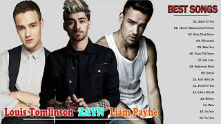 Louis Tomlinson  ZAYN  Liam Payne Greatest Hits Full Album 2018   One Direction New Hits Mpgun com