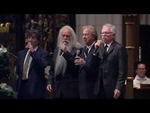Oak Ridge Boys sing Amazing Grace at George H.W. Bush funeral