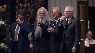 Oak Ridge Boys sing 'Amazing Grace' at George H.W. Bush funeral