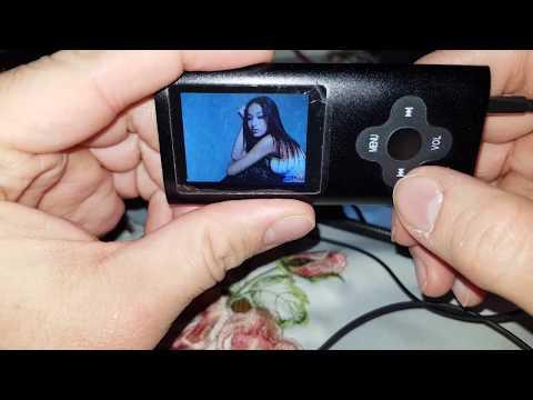 Btopllc MP3-Player, MP4-Player, digitale Musik-Player 16 GB interne Speicherkarte