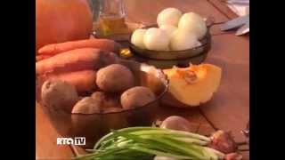 Монастырская КУХНЯ - рецепты для поста