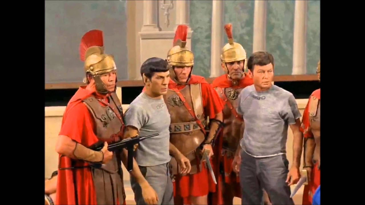 Image result for bread and circuses star trek