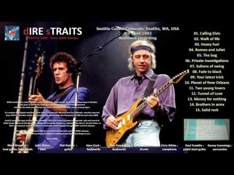 Calling Elvis — Dire Straits 1992 Seattle LIVE [audio only]