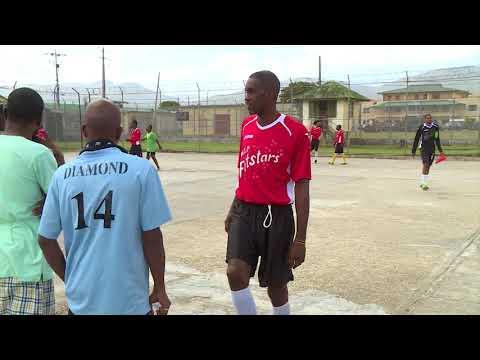 Remand Yard Prison - Futsal Launch