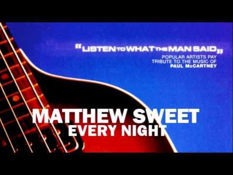 Matthew Sweet - Every Night