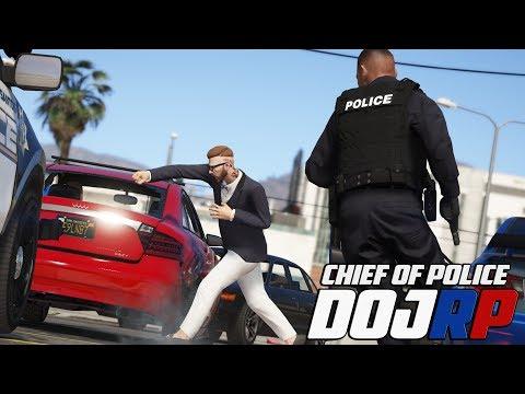 DOJ Chief of Police - Wealthy Road Rage Rivalry - EP.42